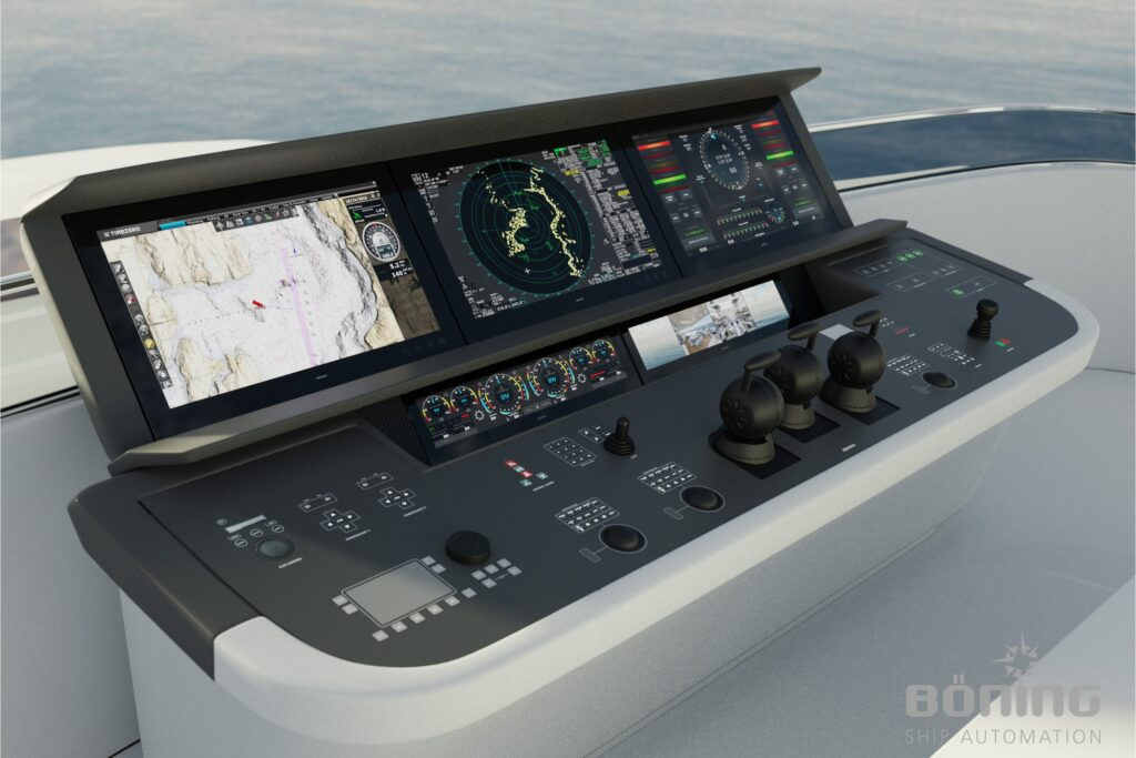 165'MY-Flybridge-Console-15